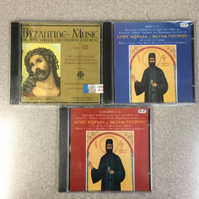 Greek Religious Music 3CD Collection on Special