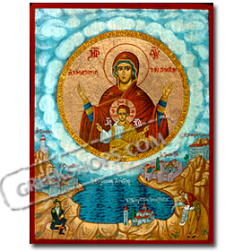 Biblical Composition - Any Scene - CUSTOM - 19x25cm