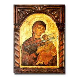 Panayia Theotokos (Virgin Mary Mother of God )
