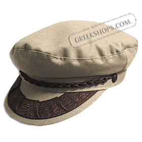 Aegean Cotton Greek Fisherman's Hat - Tan 7 1/8 at Sears.com