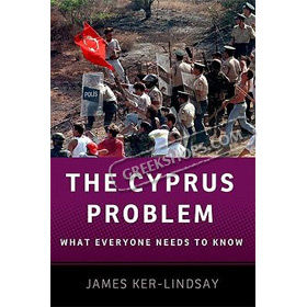 The Cyprus Problem: What Everyone Needs to Know, by James Ker-Lindsay, In English
