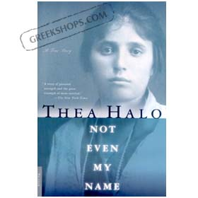 Not Even My Name, by Thea Halo (in English)