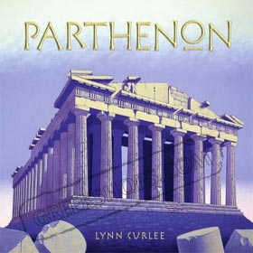 Parthenon by Lynn Curlee