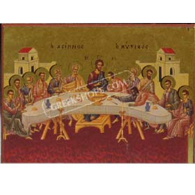 Magnet of the Last Supper