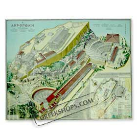 Acropolis Historic Map