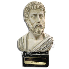 "Sophocles Bust (6"") (Clearance 40% Off)"