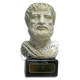 "Aristotle Bust (6"") (Clearance 40% Off)"