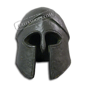 "Ancient Warrior Helmet (4"") (Clearance 40% Off)"