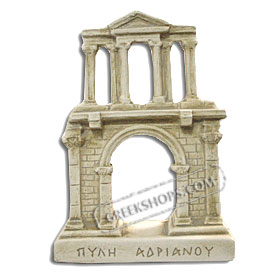 "Hadrien's Gate Statue (6"") (Clearance 40% off)"