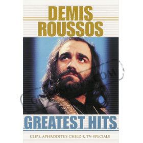 Demis Roussos Greatest Hits on DVD (PAL)