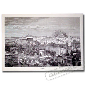 Poster of Ancient Athens