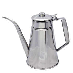 Stainless Steel Olive Oil Dispenser (Cruet) - 1 L