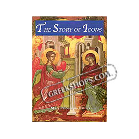 The Story of Icons, by Mary Paloumpis Hallick