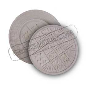Holy Bread Seal - Prosforo Wood Stamp