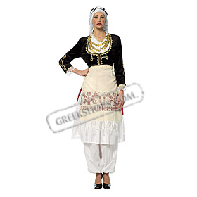 Crete Anogia Costume for Women Style 641045