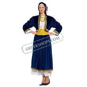 Cyclades Costume for Women Style 641075