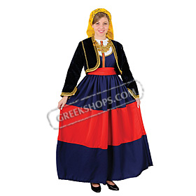 Maniatisa Costume for Women Style 641201