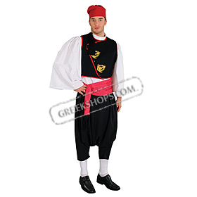 Cyclades Costume for Men Style 642095