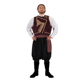 Cyprus Costume for Men Style 642129*