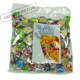 Greek Fruit Jelly Candy 1 lb.