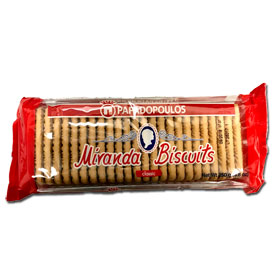 Papadopoulos Greek Cookies - Miranda 250g