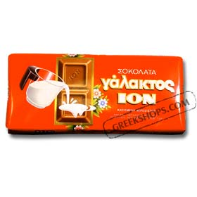 ION - Milk Chocolate 200g