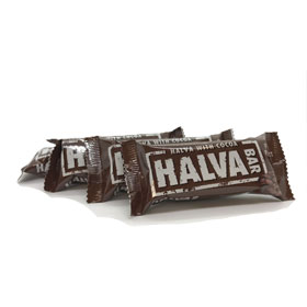Halvah with Cocoa Snack Bar, 4-pack