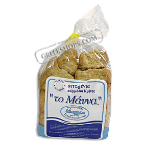 Manna Whole Wheat Rusks from Crete, 600 gr.