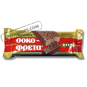 ION Chocofreta Net Wt. 1.4 oz.