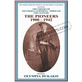The Greeks of Southern California, The Pioneers 1900-1942, DVD (NTSC, All Zones)
