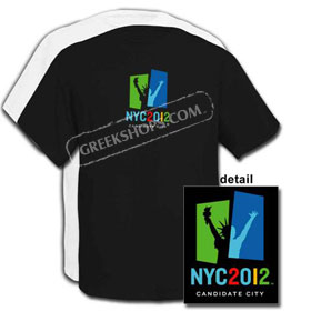 NYC2012 T-Shirt-  SALE!
