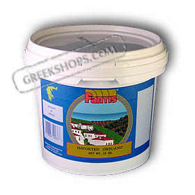 Greek Oregano in Bucket 16oz