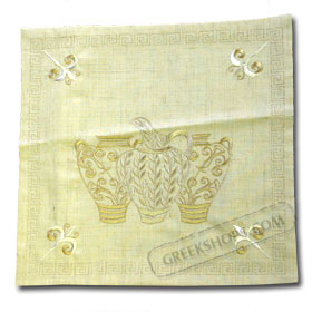 Style 825 Pillowcase Water Pitchers 16x16 in.