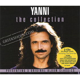 Yanni, The Collection 3 CDs