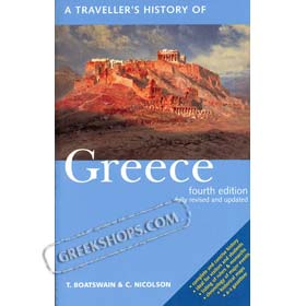A Traveller's History of Greece (5th edition), T. Boatswain & C. Nicolson