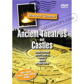 Discover Greece : Ancient Theatres and Castles DVD (NTSC/PAL)