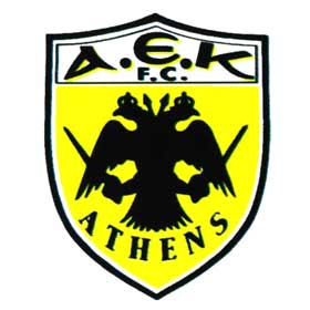Greek Sports A.E.K. ATHENS Sweatshirt 991