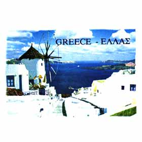 Greek Islands Tshirt 64
