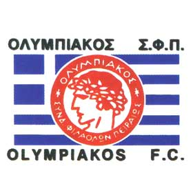 Greek Sports Olympiakos Hooded Sweatshirt Style 994