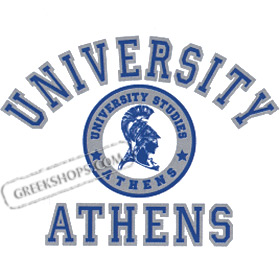 University of Athens Greece T-shirt Style D167