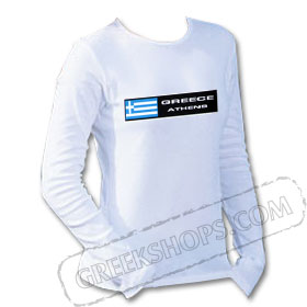 GREECE ATHENS Longsleeve Shirt 160