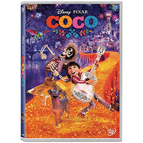 Disney :: COCO DVD, In Greek (PAL/Zone2)