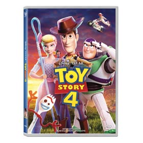 Disney Pixar :: Toy Story 4, DVD (PAL/Zone 2), In Greek