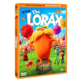 Universal Pictures :: The Lorax, DVD (PAL/Zone 2), In Greek