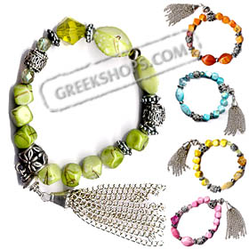 Wearable Worrybead Bracelet 110954
