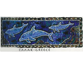 Dolphins Greece Children's Tshirt 450b