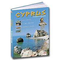 Cyprus - The Island  of Aphrodite - Travel Guide Special 50% off