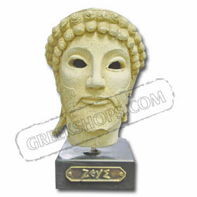 Zeus of Olympia - White (Clearance 40% Off)
