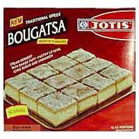 Bougátsa - doce grego