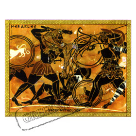 Ancient Greece Hercules Tshirt 29